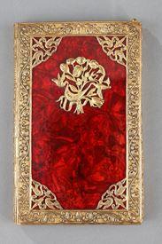 Dance Case. Charles X. Circa 1820-1830.